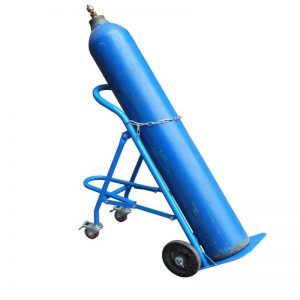 TY120 fold-down cylinder hand truck