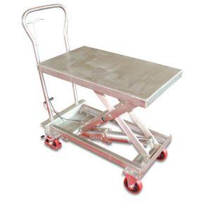 BSS10 չժանգոտվող պողպատից բարձրացնող սեղան
